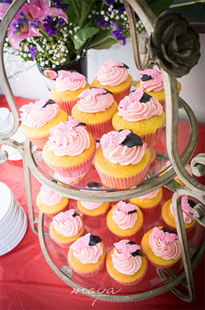 Feeling Fab Pamper Day Cupcakes